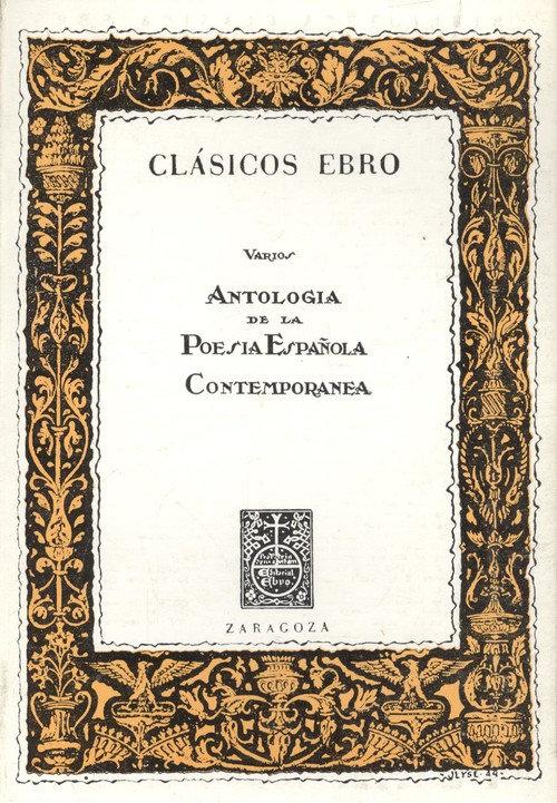 Antología de la poesía española | VV.AA.