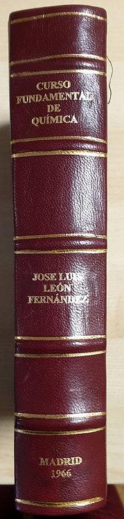 Curso fundamental de Química | León Fernández, José Luis