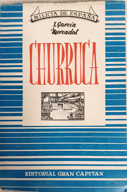 Churruca | García Mercadal, José
