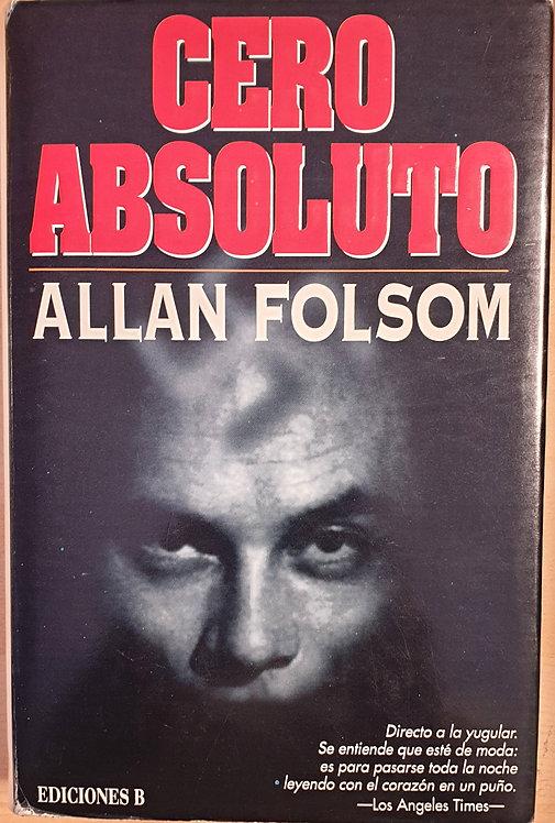 Cero absoluto | Folsom, Allan