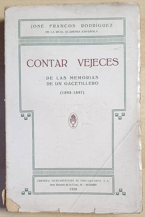 Contar Vejeces | Francos Rodríguez, José