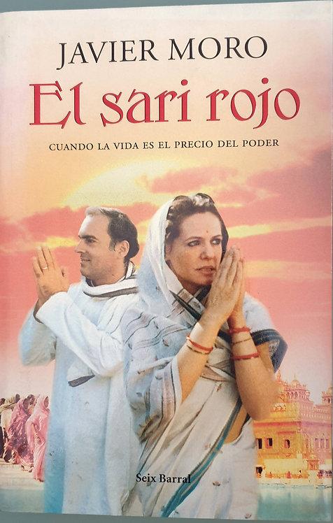 El sari rojo | Moro, Javier