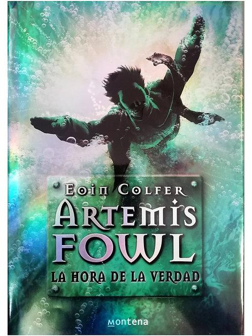 Artemis Fowl. La hora de la verdad | Colfer, Eoin