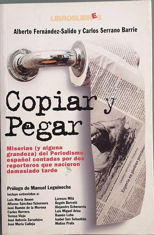Copiar y Pegar   Fernández-Salido, Alberto-Serrano Barrie, Carlos