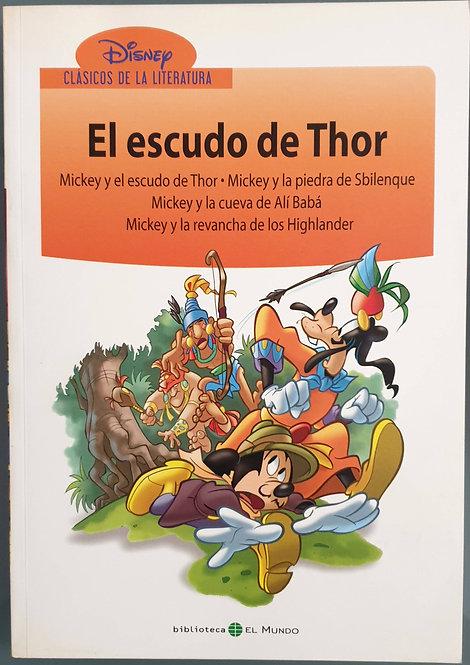 El escudo de Thor   Disney, Walt