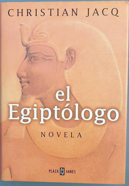El egiptólogo | Jacq, Christian