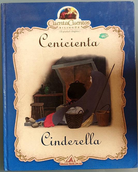 Cenicienta - Cinderella (Bilingüe español-inglés)
