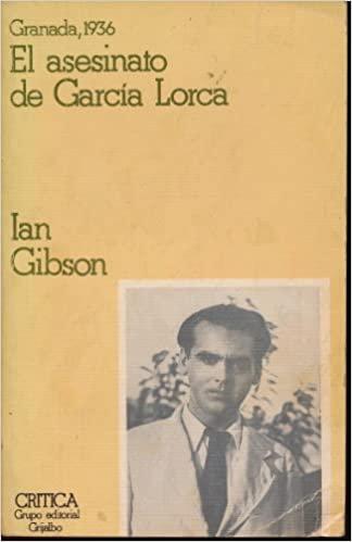 El asesinato de García Lorca | Gibson, Ian
