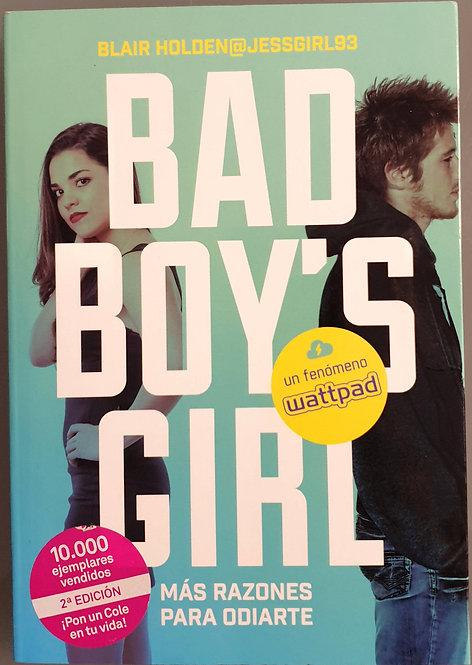 Bad Boy's Girl. Más razones para odiarte   Holden, Blair