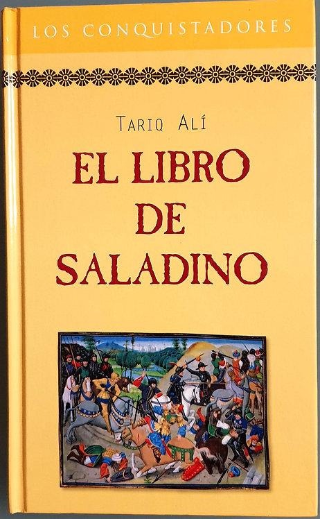 El libro de Saladino   Alí, Tariq