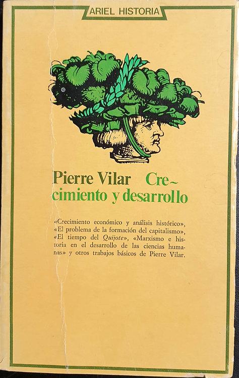 Crecimiento y desarrollo   Vilar, Pierre
