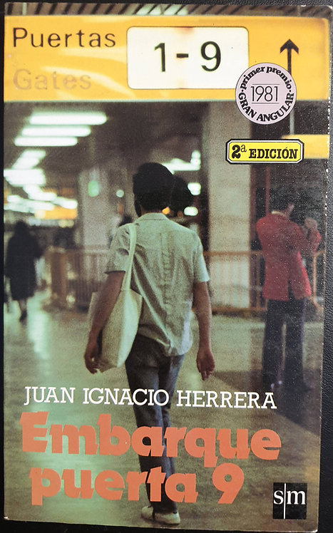 Embarque puerta 9 | Herrera, Juan Ignacio