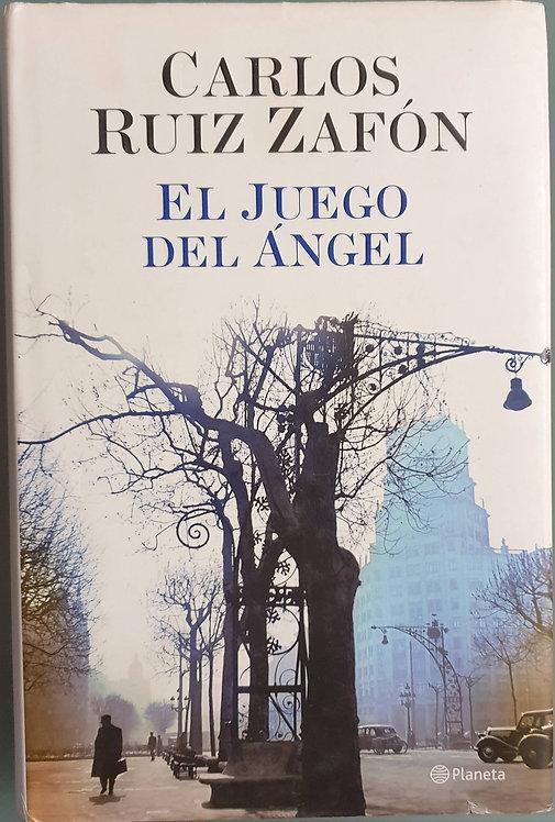 El juego del ángel | Ruiz Zafón, Carlos