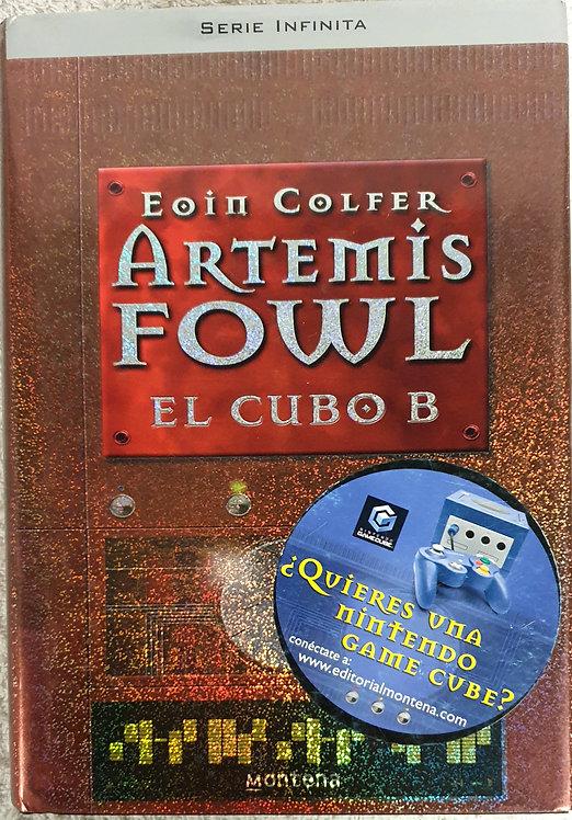Artemis Fowl. El cubo B | Colfer, Eoin