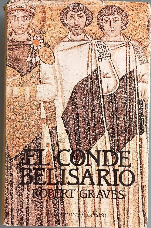 El Conde Belisario   Graves, Robert
