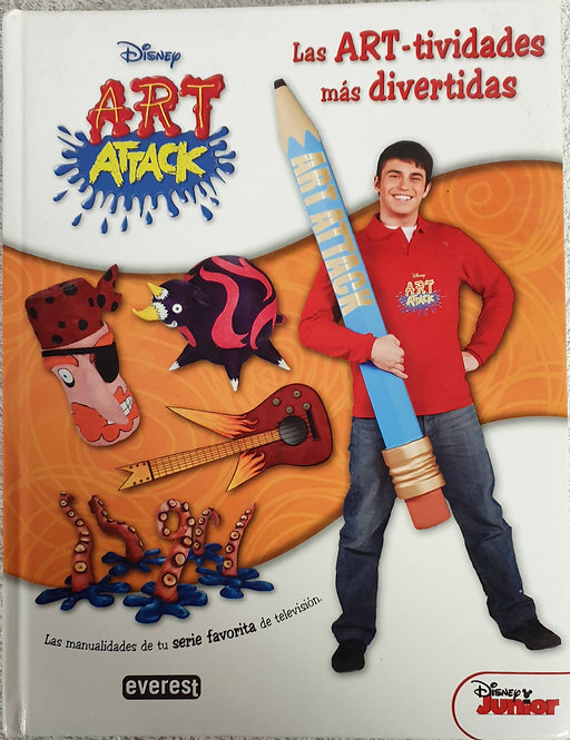 Art Attck. Las ART-tividades más divertidas | Disney Jr.