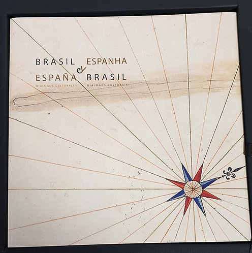 Brasil Espanha & España Brasil. Diálogos culturales | VV.AA.