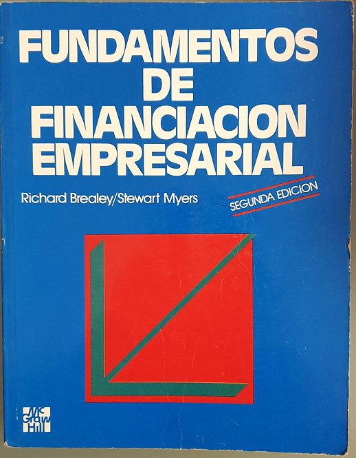 Fundamentos de financiación empresarial   Brealey, Richard-Myers, Stewart