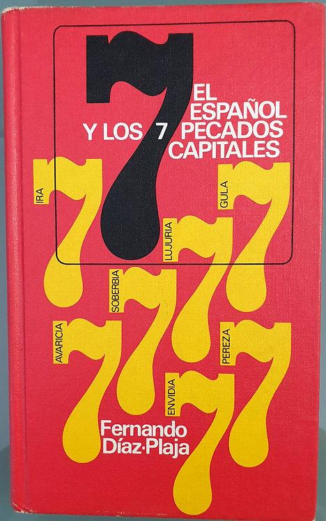 El español y los 7 pecados capitales | Díaz-Plaja, Fernando
