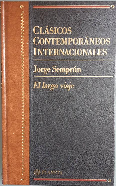 El largo viaje   Semprún, Jorge