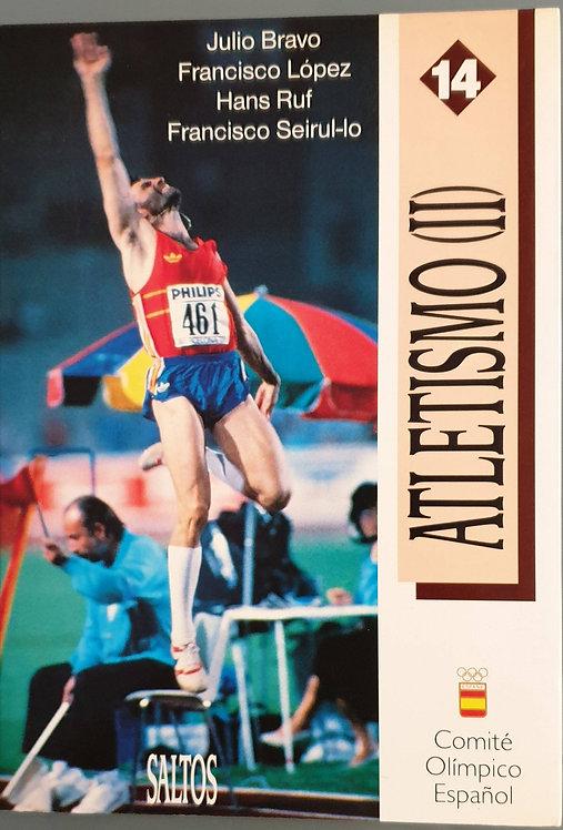 Atletismo II (Saltos)   Bravo, Julio-López, Francisco-Ruf, Hans-Seirul-lo, Franc