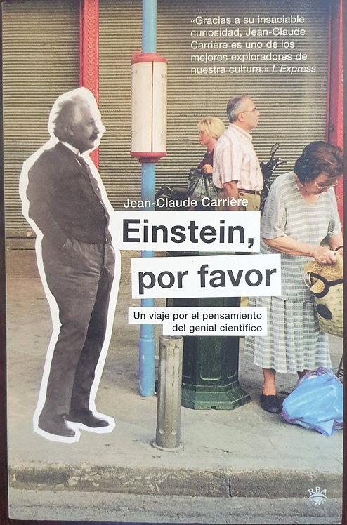Einstein, por favor | Carrière, Jean-Claude