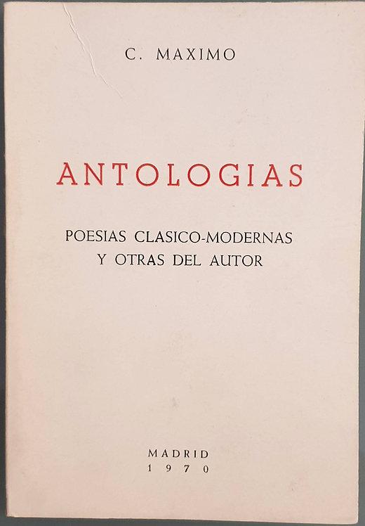 Antologías | Máximo, C.