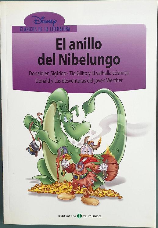 El anillo del Nibelungo | Disney, Walt