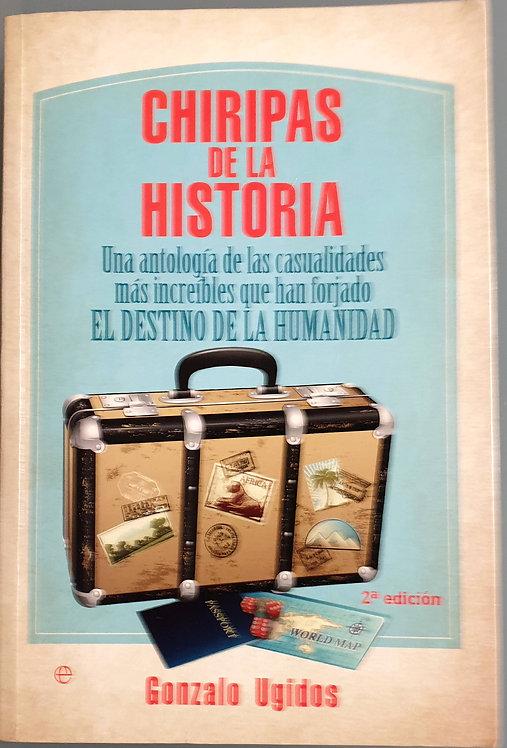 Chiripas de la Historia | Ugidos, Gonzalo