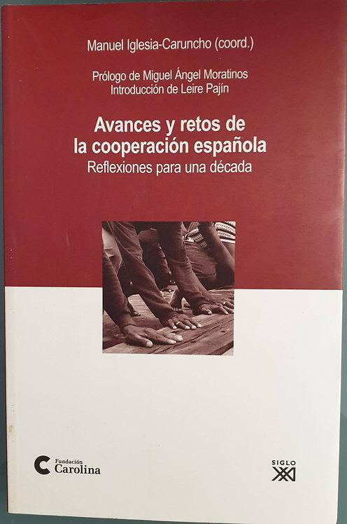 Avances y retos de la cooperación española | Iglesia-Caruncho, Manuel