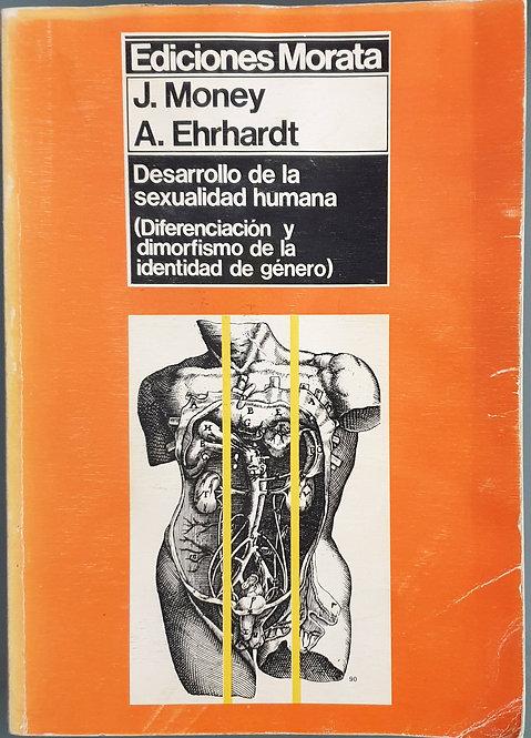 Desarrollo de la sexualidad humana | Money, J.-Ehrhardt, A.