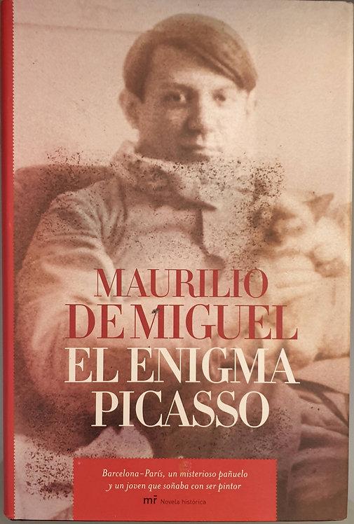 El enigma Picasso   Miguel, Maurilio de