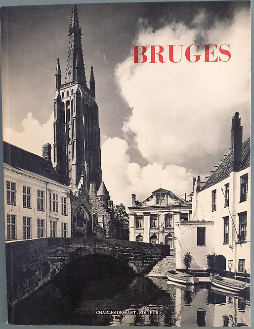 Bruges. Images de Belgique | Sion, Georges (Intr.)