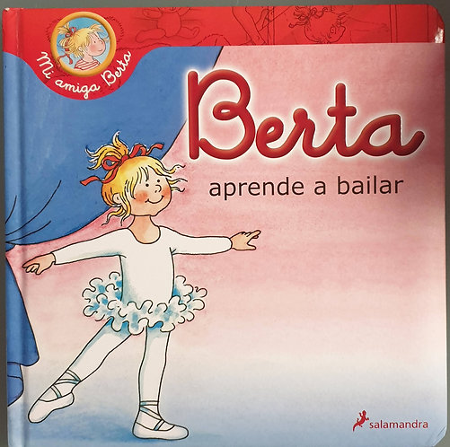 Berta aprende a bailar | Schneider, Liane