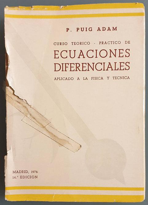 Ecuaciones Diferenciales (Tomo II) | Puig Adam, P.