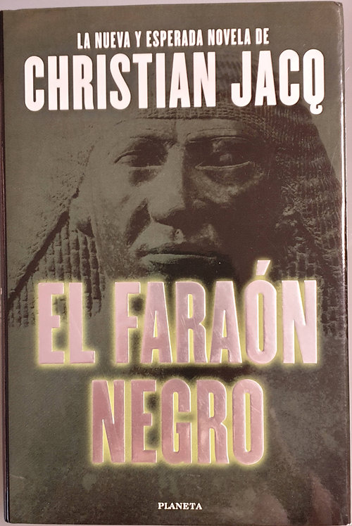 El faraón negro | Jacq, Christian