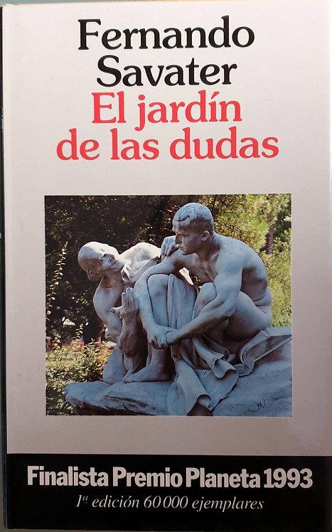 El jardín de las dudas | Savater, Fernando
