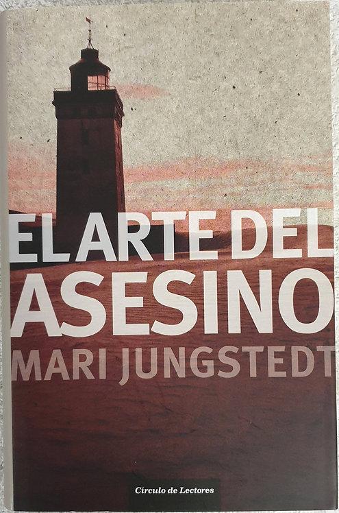 El arte del asesino | Jungstedt, Mari