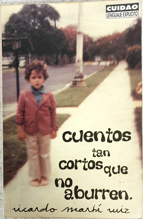 Cuentos tan cortos que no aburren | Publicaciones Puertorriqueñas