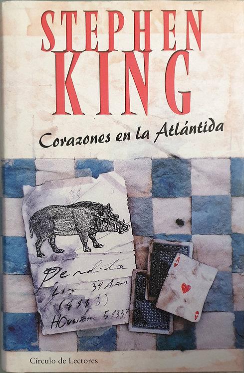 Corazones en la Atlántida | King, Stephen