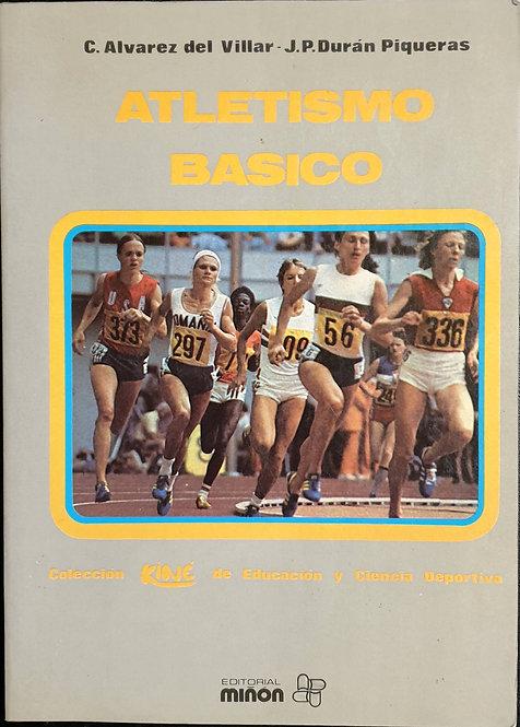 Atletismo básico | Álvarez del Villar, C.-Durán Piqueras, J.P.