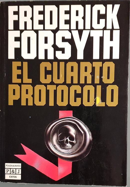 El cuarto protocolo   Forsyth, Frederick