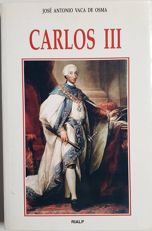 Carlos III | Vaca de Osma, José Antonio
