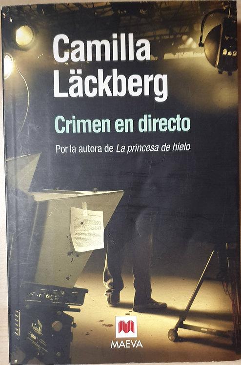 Crimen en directo | Läckberg, Camilla