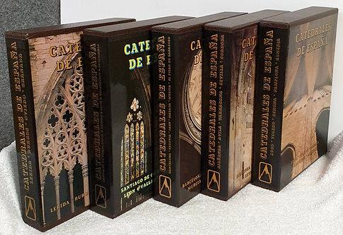 Catedrales de España (5 tomos) | VV.AA.