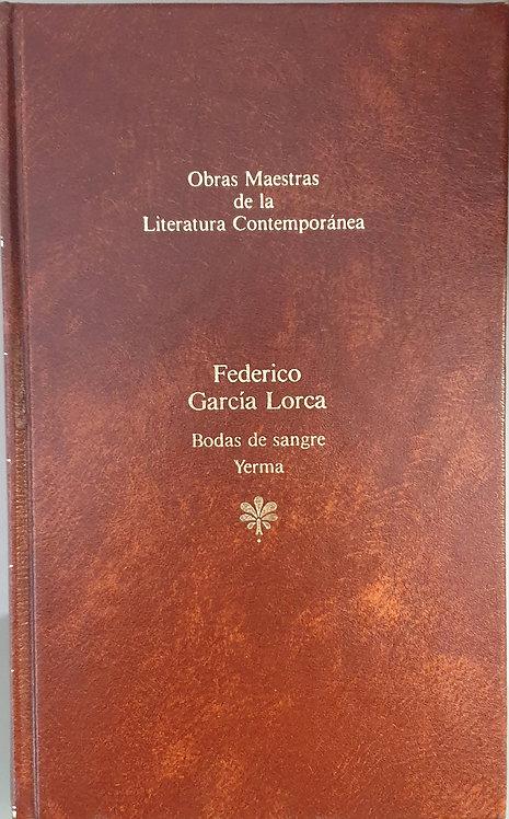 Bodas de sangre - Yerma   García Lorca, Federico
