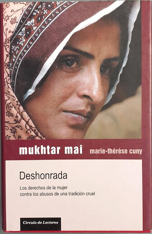 Deshonrada | Mai, Mukhtar-Cuny, Marie-Thérèse