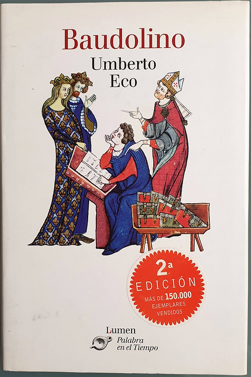 Baudolino | Eco, Umberto