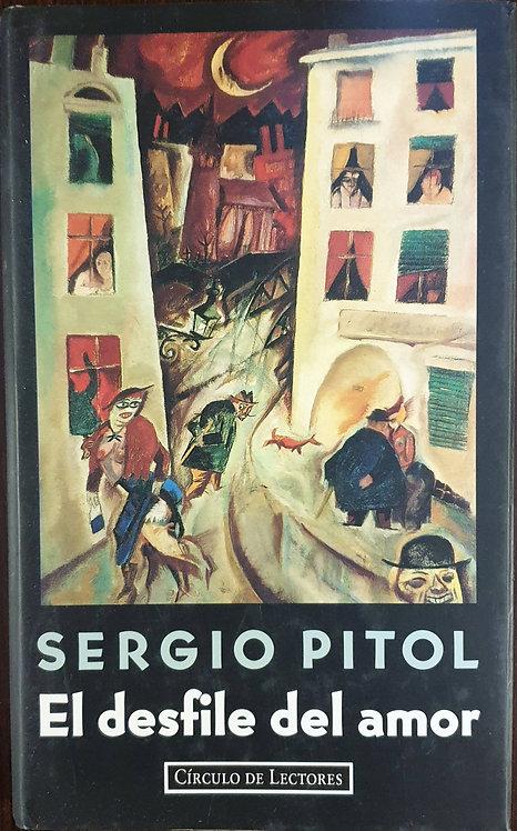 El desfile del amor | Pitol, Sergio