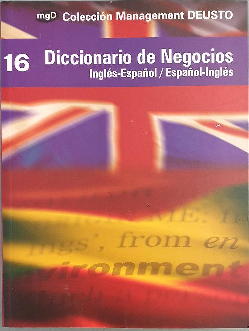 Diccionario de Negocios. Inglés-Español/Español-Inglés | VV.AA.